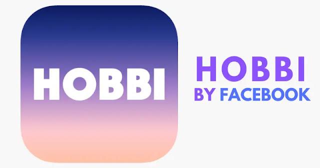 تطبيق Hobbi منافس Pinterest من فيسبوك