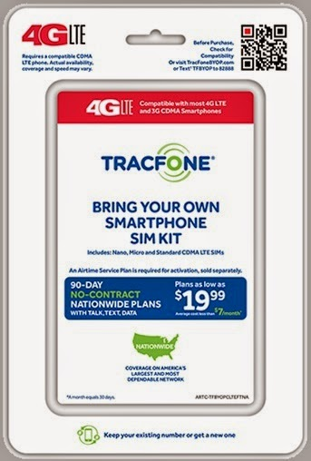 G LTE Smartphones with Tracfone BYOP agenda 4G LTE with Tracfone BYOP