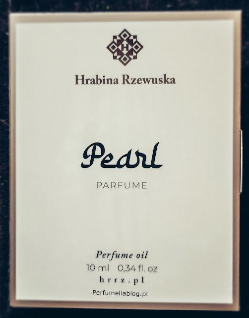 pearl hrabina rzewuska perfumy