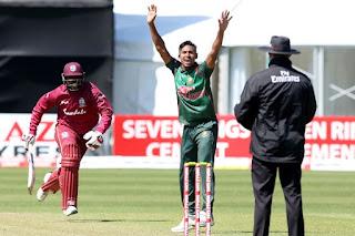 West Indies vs Bangladesh 5th Match Tri-Nation Series 2019 Highlights