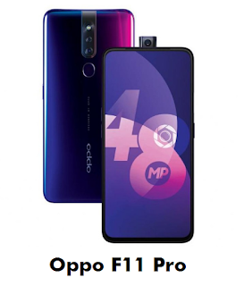 Pop-up Camera Oppo F11 Pro
