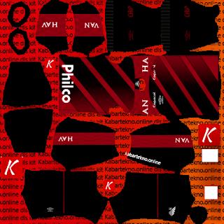 C.A Paranaense 2020/21 DLS Kit 2021