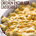 Low Carb Chicken Enchilada Casserole