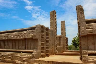 পল্লব-শিল্পকলা-স্থাপত্য-ভাস্কর্য-চিত্রকলা