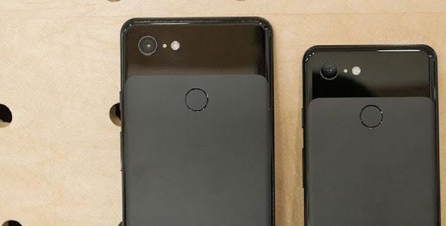 Google Pixel 3 Review Design