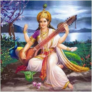 Maa Saraswati Stotra