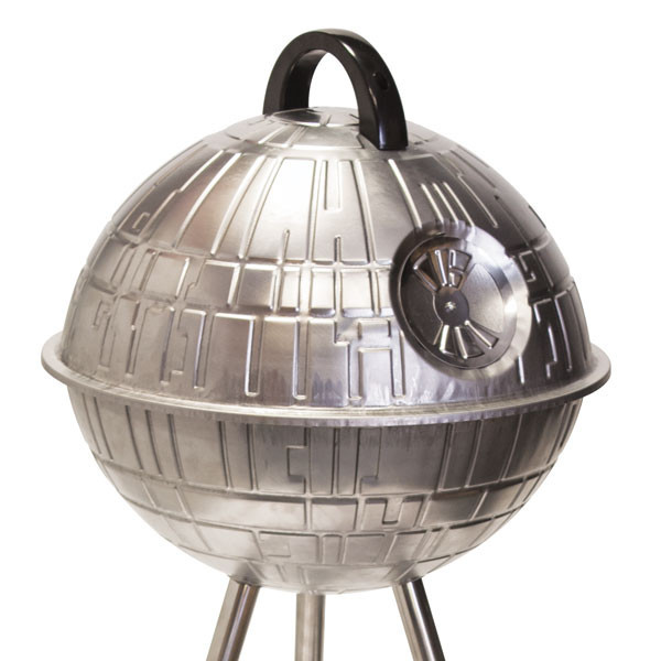 Star Wars Death Star BBQ | Der Todesstern Grill des Imperiums