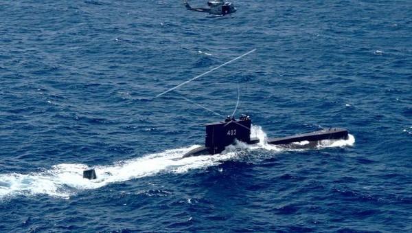 TNI Yakin Awak KRI Nanggala-402 Menghemat Oksigen