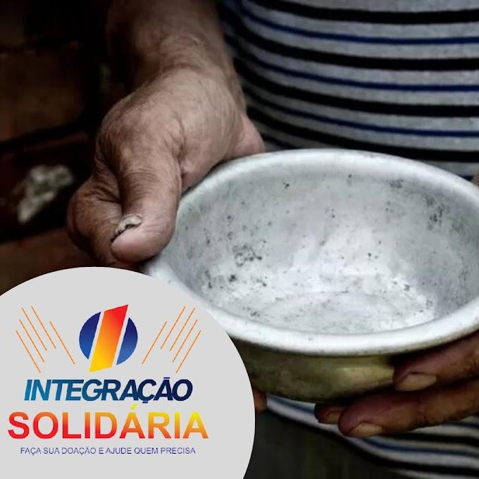 RÁDIO INTEGRAÇÃO FM DE SURUBIM LANÇA CAMPANHA PARA ARRECADAR ALIMENTOS