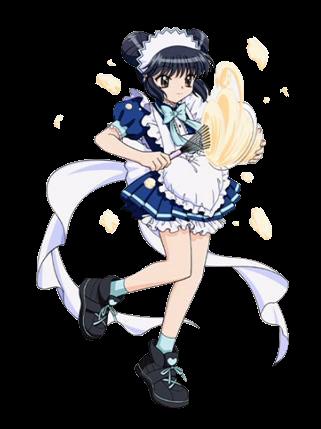 Render Mint Aizawa