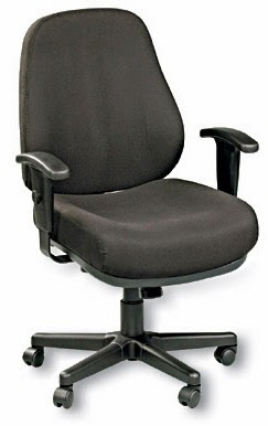 24/7 Operators Chair by Eurotech