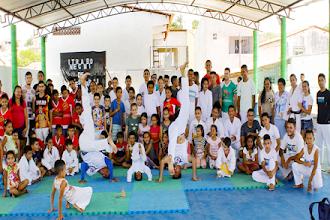 II Intercâmbio de Artes Marciais da OSC Ceacri reúne quase 100 participantes em Itapiúna