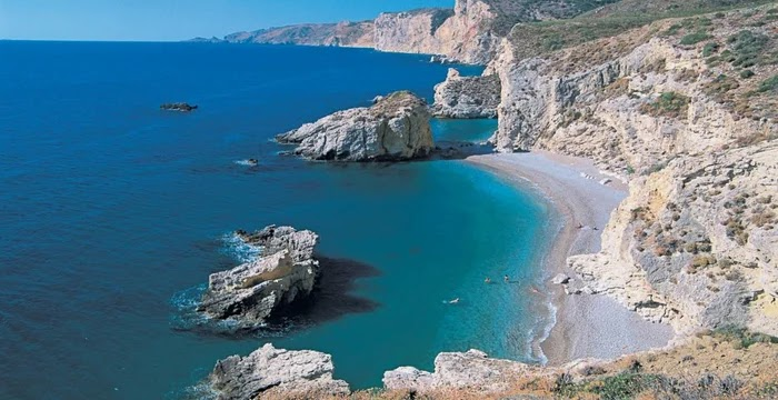 Guardian: Πέντε ελληνικές παραλίες στις 40 καλύτερες της Ευρώπης