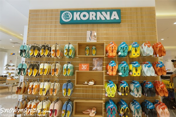 Comfy and Colorful KORNNA Shoes now at My Town!!