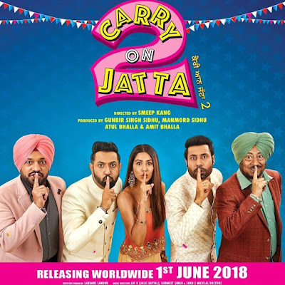carry on jatta,punjabi movie in pakistan