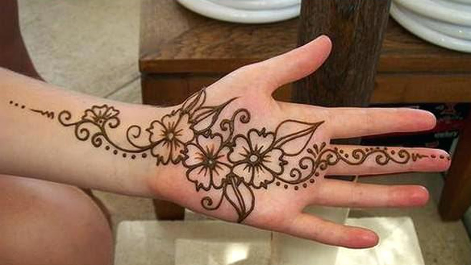 All time popular Mehndi designs , Fancy Fashion Points
