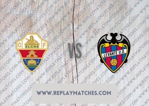 Elche vs Levante -Highlights 18 September 2021