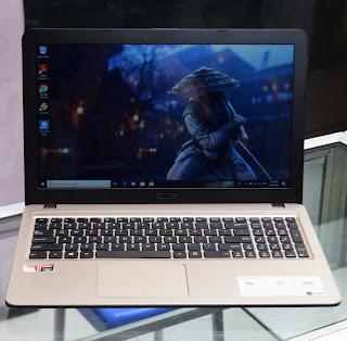 Jual Laptop ASUS X540B AMD A9 Double VGA 15.6-Inch
