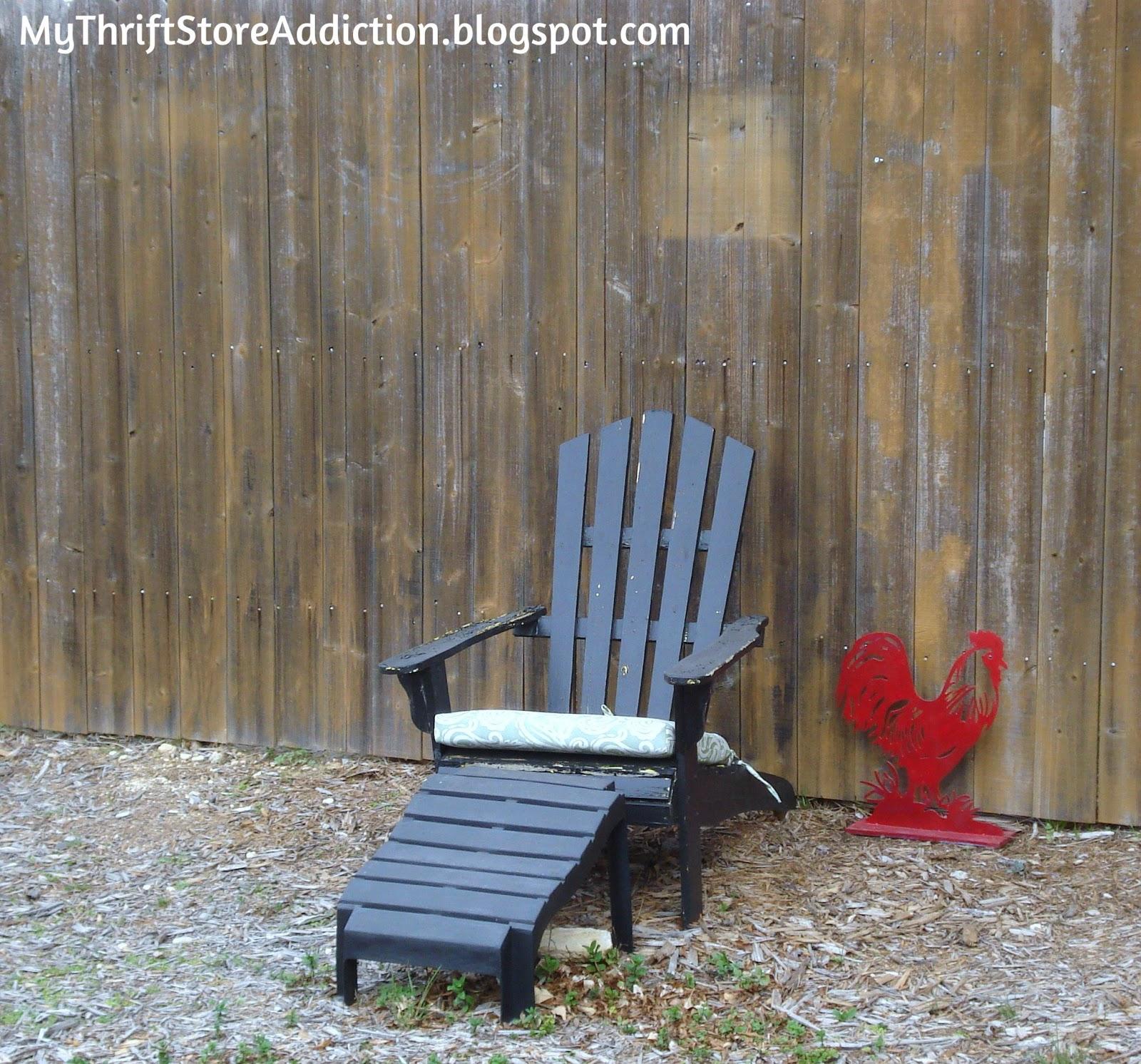 DIY Fence Restore
