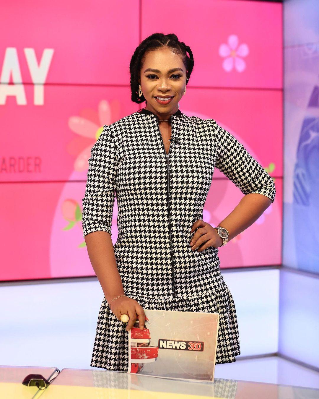 Shatta Michy Gets Heads Turning as She Gracefully 'Slays' on TV3's  International Women's Day Celebration (+PHOTOS) — Abrofosem