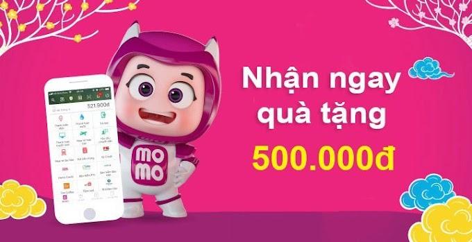 Hướng dẫn nhận ngay 500.000₫ từ  Momo –  Kiếm 500k/ngày từ momo