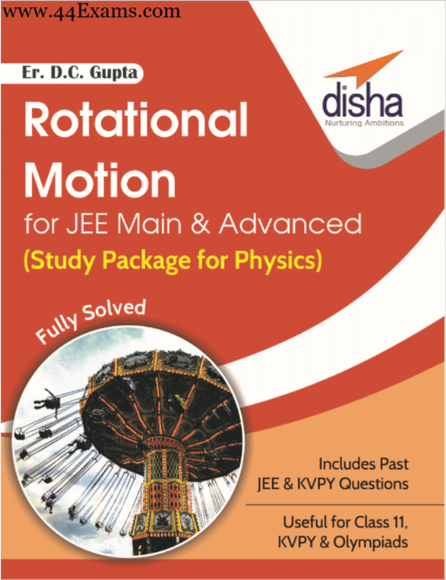 Rotational-Motion-by-Disha-Publication-For-JEE-Main-and-Advanced-Exam-PDF-Book