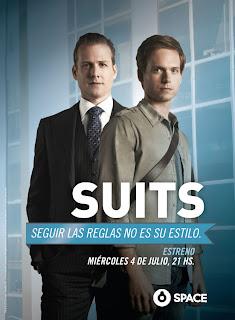 Suits Temporada 1 (2011) Online