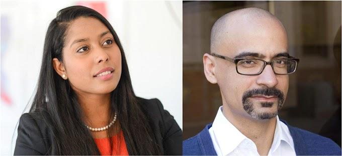 Aspirante dominicana a congresista rechaza donativo de Junot Díaz a su campaña