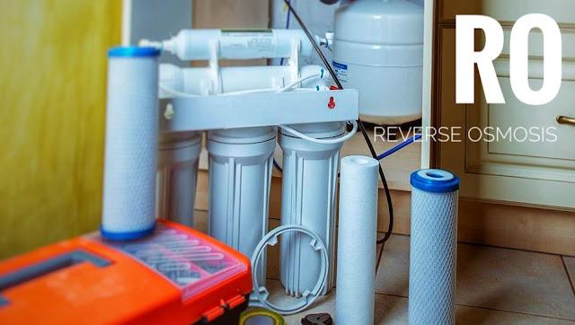 Reverse osmosis (RO)