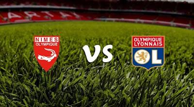 مشاهدة مباراة ليون ونيم 18-9-2020 بث مباشر في الدوري الفرنسي