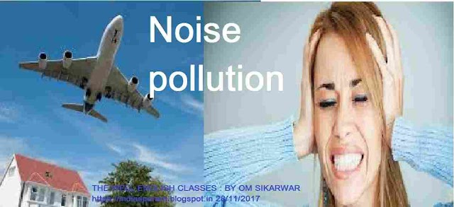 Creat noisy atmosphere noise pollution essay writing in english pdf