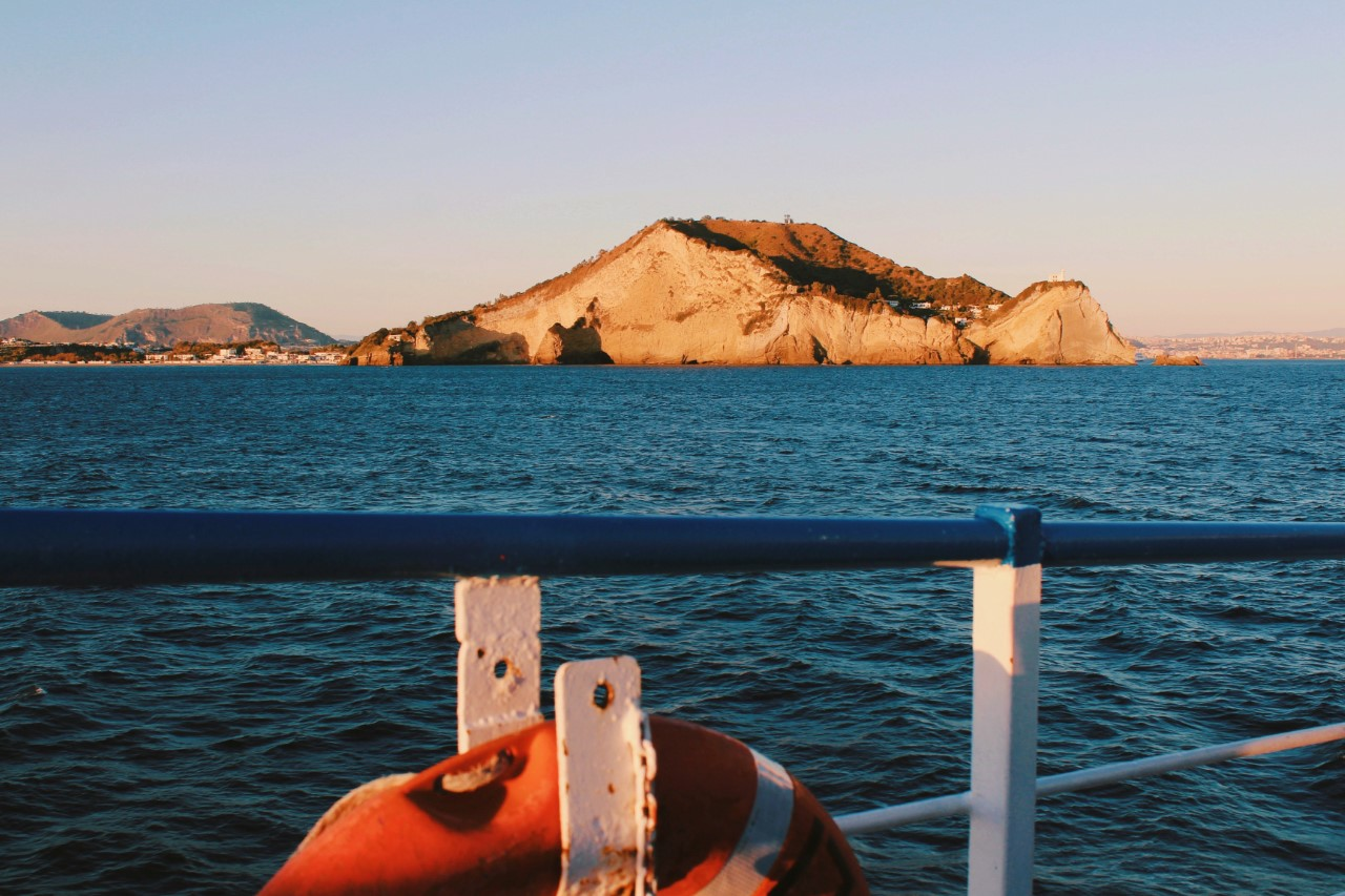 lacherelle eiland Procida