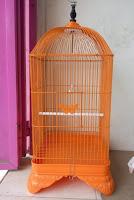 Sangkar Burung Lovebird Segi Empat