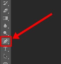 cara 1 Merubah Garis Pen Tool Menjadi Brush Tool Photoshop