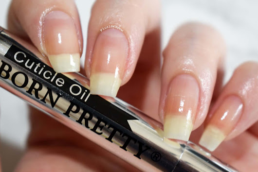 Born Pretty Coconut Cuticle Oil