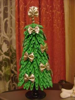 arbolitos-navideños-con-fideos