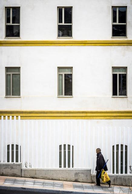 Repetición y ritmo, foto de Carlos Larios