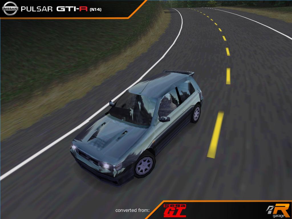 1990 Nissan Pulsar GTI-R (N14)
