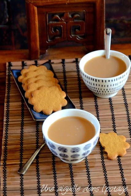 hong kong coffee milk tea