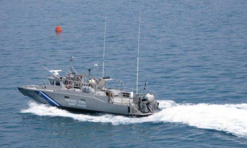 Ακυβέρνητο έμεινε ιστιοφόρο σκάφος μετά τον τραυματισμό του κυβερνήτη και μοναδικού επιβαίνοντα.