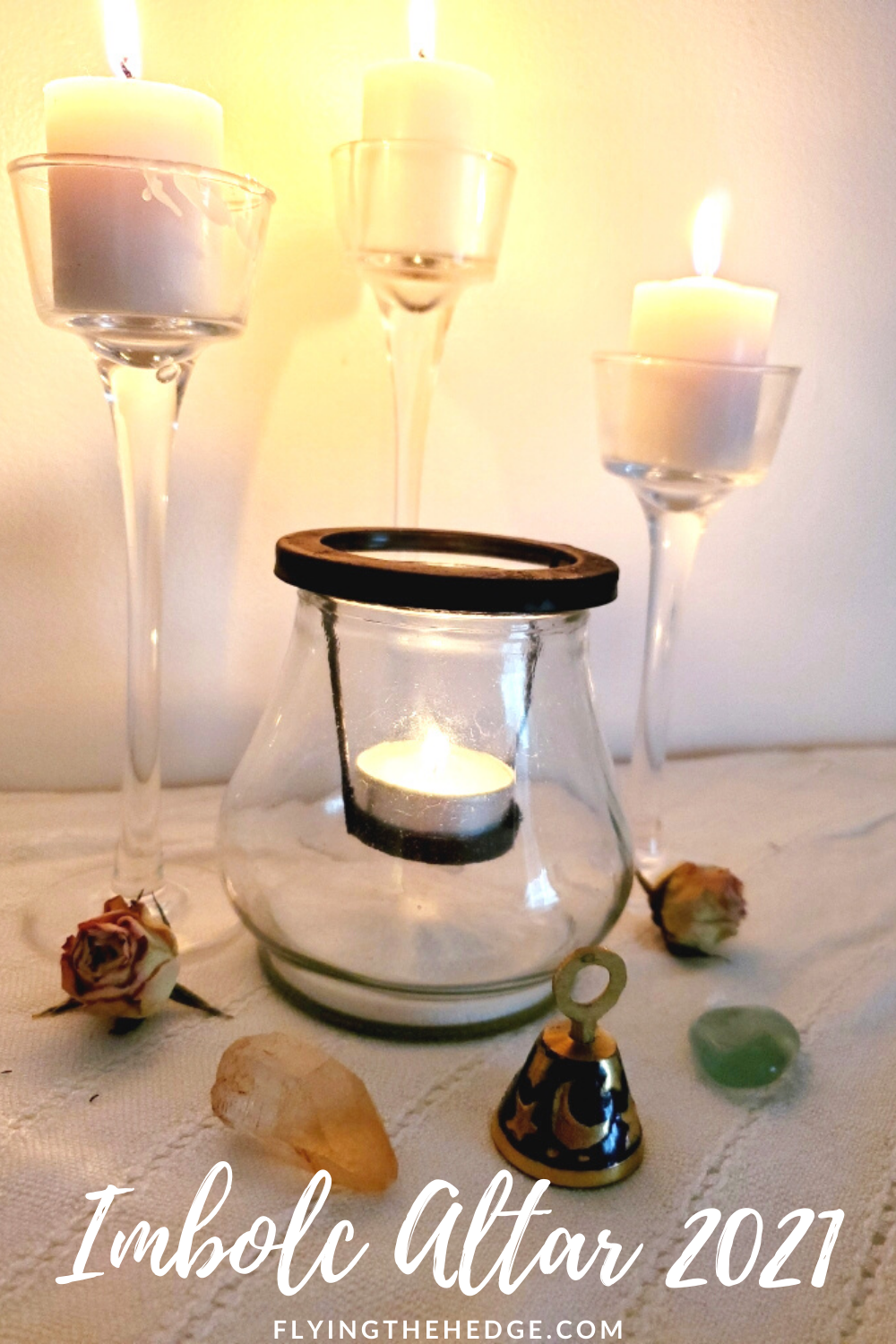 Imbolc, Winter Themstice, altar, witchcraft, hedgewitch, hedge witch, sabbat, Candlemas, witch, wicca, wiccan, pagan, neopagan, occult