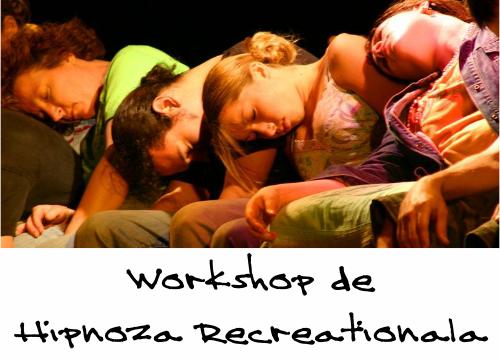 Curs Hipnoza Recreationala
