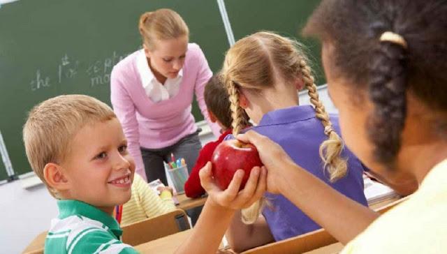 Πρόγραμμα για δωρεάν φρούτα και λαχανικά σε σχολεία
