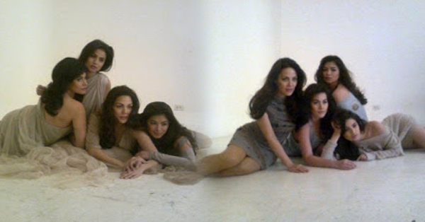 Angel Locsin, Anne Curtis, Bea Alonzo, and KC Concepcion Joined Forces In A Powerful Photoshoot!