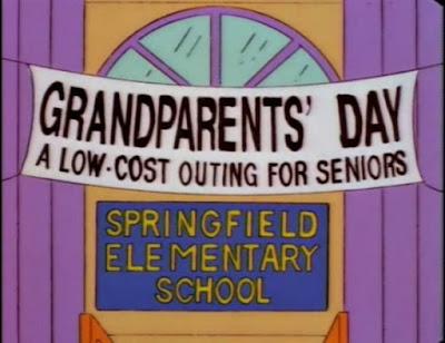 Carteles Simpsons