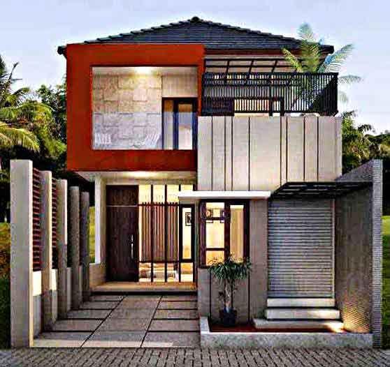 30 Inspirasi Desain Rumah Minimalis Yang Bagus Sehat Dan