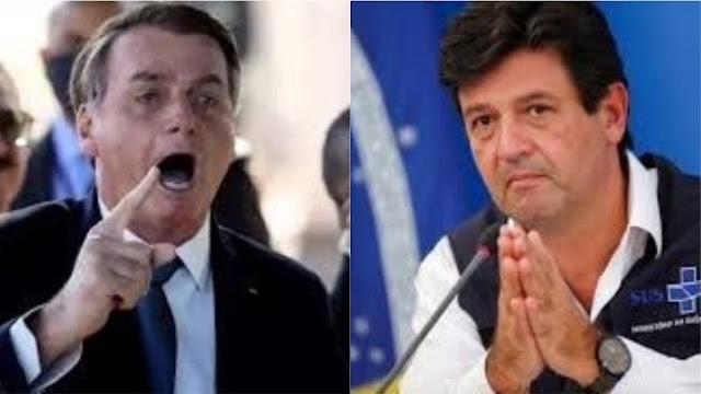 Bolsonaro | Mandetta