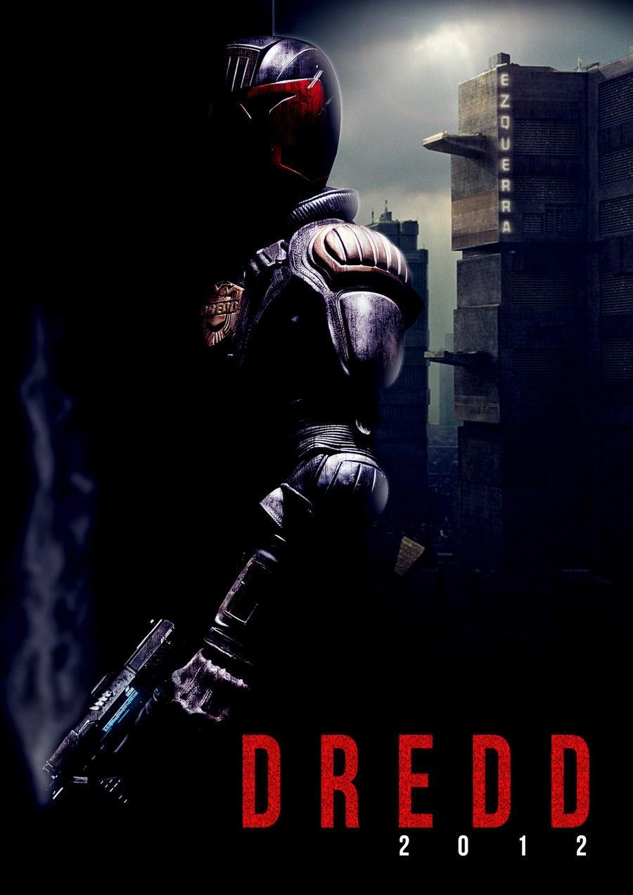 Dredd คนหน้ากากทมิฬ [HD][พากย์ไทย]