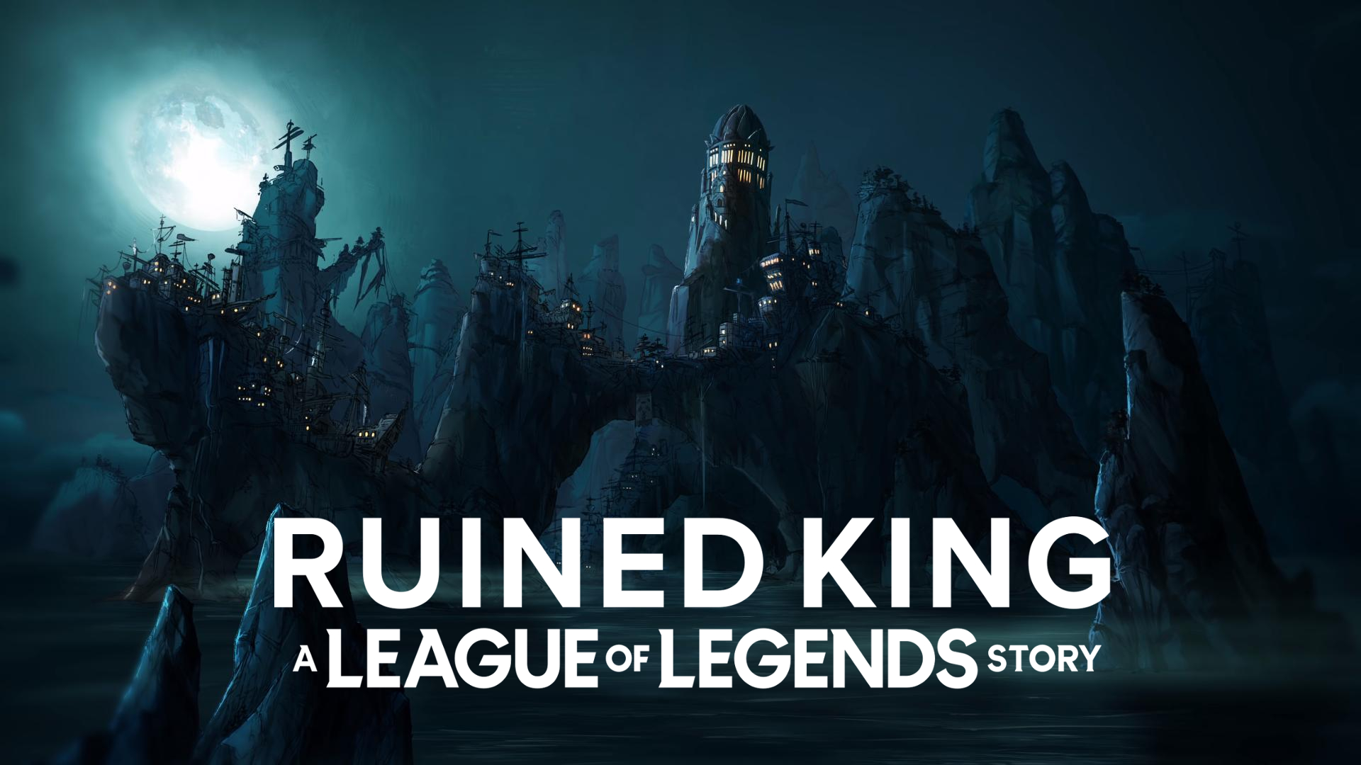 new game Ruined King: A League of Legends Story