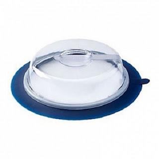 Крышка - присоска для тарелок Plate Topper